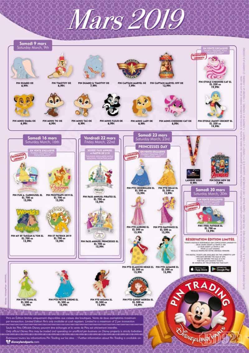 02ffcdfc27cd Ecco le Exclusive Pins celebrative dell evento del Festival dei Pirati e  delle Principesse disponibili dal 21 marzo per la serata che si terrà il 22  marzo ...