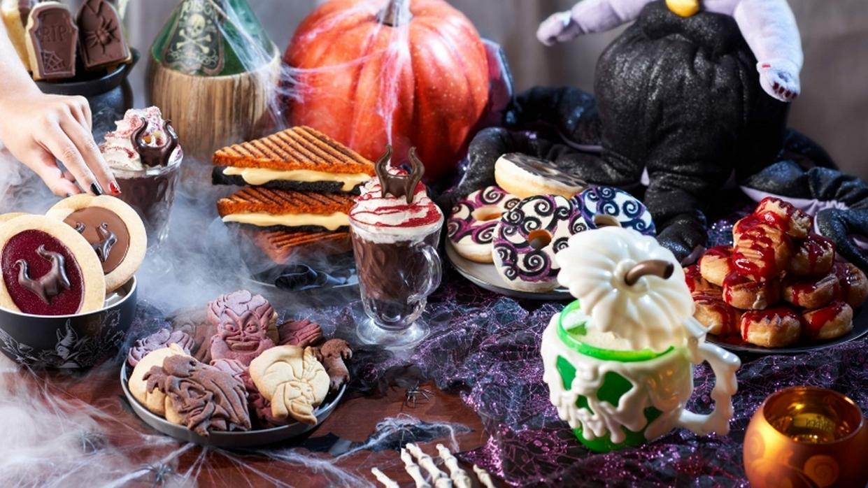 halloween cibo