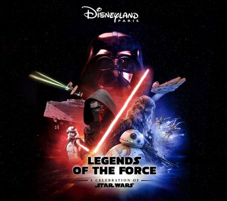 legend of the force 2019
